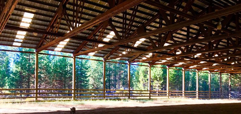 Sunriver Indoor Arena